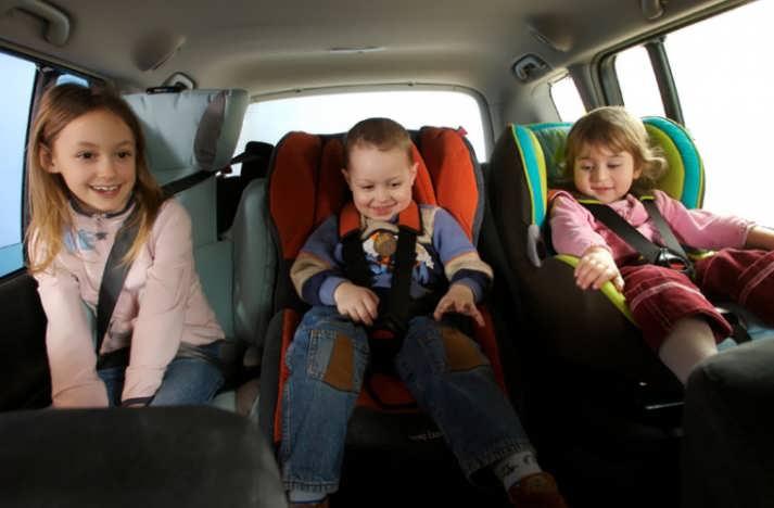 Игры в машине для разного возраста
