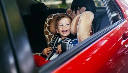 Игры в дороге для детей в машине