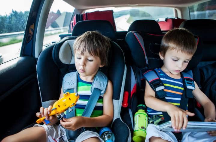 Развивающие игры в дороге
