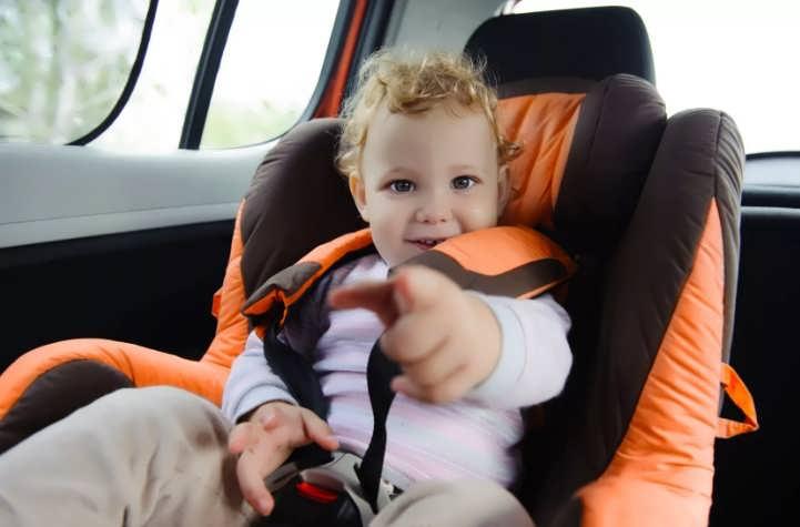 Игры в машине для самых маленьких